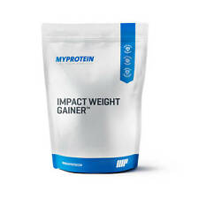 Myprotein Impact Weight Gainer 2.5kg / 5kg Muscle Mass Gain Formula Builder