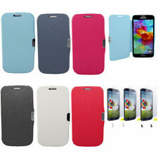 Samsung Galaxy S3 Mini i8190 Flip Case Cell Phone Cover Protective Case NEW