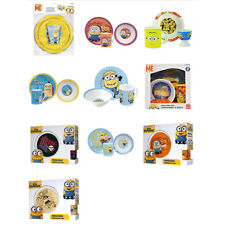 Minions Mealtime Sets (Various)
