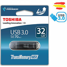 USB STICK 32GB TOSHIBA USB 3.0 70MB/s SPEICHER 2.0 32 GB ORIGINAL OTG