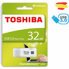 USB STICK 32GB TOSHIBA SPEICHER USB 3.0 32 GB ORIGINAL STIFT DRIVE P3256 OTG