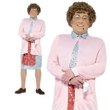 Mrs Brown Costume Mens Mrs Browns Boys Fancy Dress Outfit M,L