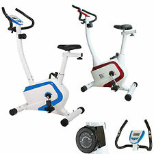 Olympic Magnetica Cyclette Resistance Fitness On Board Computer ROSSO / BLU