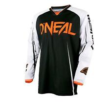 ONeal Mayhem Lite Jersey Blocker Schwarz Orange DH FR MTB BMX Mountain Bike Rad