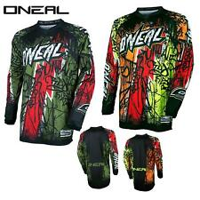 O'Neal Element MX Jersey Vandal Shirt Moto Cross SX Enduro Offroad Gelände Quad