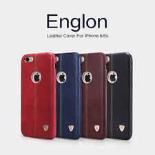 *NILLKIN Ultra-thin Luxury *Englon Leather Case* Cover For iPhone 6,6S