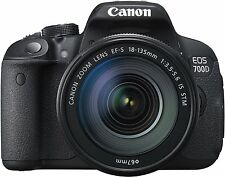 Canon EOS 700D 18-55 IS STM SLR Camera and Lens Brand New in UK 700 D