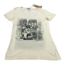 ATHLETIC VINTAGE NEW YORK women's t-shirt short sleeves 100% cotton