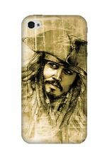 Jack Sparrow Designer 3D Printed Mobile Back Cover for iphone,Moto,Xiaomi,Sam