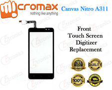 Original Micromax Canvas Nitro A311 Front Touch Screen Digitizer Replacement