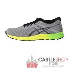 Asics fuzeX Lyte scarpe running uomo Aluminium Black Safety Yellow  Uomo