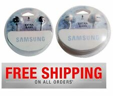 Samsung Sterio Extra Bass Stereo Headphone Handsfree Earphone With MIC