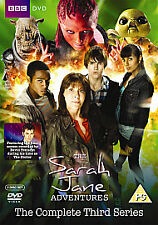 The Sarah Jane Adventures - Series 3 - Complete ( 2-Disc Set) - NEW & SEALED