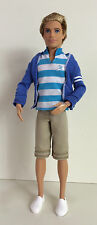 Mattel Barbie Fashion Doll: Life in The Dreamhouse Ken (Discontinued Line)