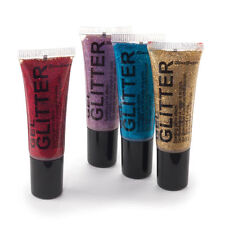 Stargazer GLITTER GEL Face, Body, Lips, Eye Shadow Face Paint Festival Makeup
