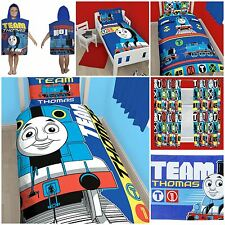 Thomas & Friends 'Team' Duvet Cover Bed Sets or Matching Curtains / Accessories
