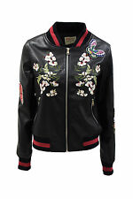 Regular - Giubbino Giacca Ecopelle da Donna Jacket for Woman - REGU/XS2611