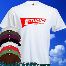 Studio 1 T shirt one marley coxonne reggae dub burning spear lee perry ska roots