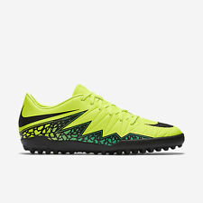 MAN FOOTBALL SHOES SCARPE CALCETTO NIKE HYPERVENOM PHELON II TF 749899 703 YELL