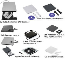 Heiß CD DVD RW Brenner Slim USB CD Brenner extern Laufwerk Laptop Netbook BP