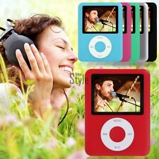 "FM Radio Movies New 8GB MP4 MP3 Player 1.8"" LCD Screen Video Games"