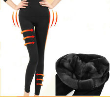THERMO LEGGINGS TAILLE HAUTE EXTRA STRETCH FITNESS SPORT 38/M-40/L,42/XL- 44XXL