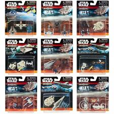 New Star Wars Force Awakens Micro Machines Figures 3 Packs Official Licensed