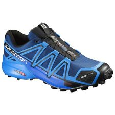 Scarpa Trail Running SALOMON SPEEDCROSS 4 CS Blue Depth Bright Blue Black