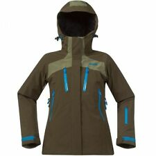 Bergans Oppdal Insulated Lady Jacket army green