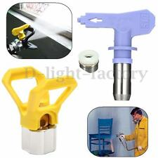 Airless Paint Spray Gun Guards + 517 Tips For Graco Titan Wagner Sprayer Tool