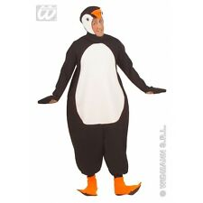 Unisex Mens Ladies Penguin Costume for Animals Sea Birds Fancy Dress