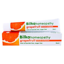 Non Fluoride Toothpaste BILKA with Herbal Extracts, Sugar Free