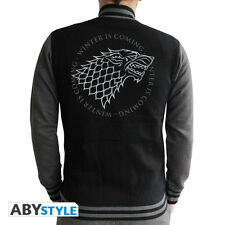 GAME OF THRONES STARK chaqueta beisbol teddy officially licensed