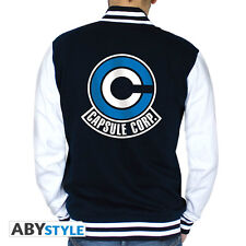 DRAGON BALL CAPSULE CORP  chaqueta beisbol teddy officially licensed