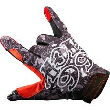 66sick Sicky Fingers Rot Handschuhe MX MTB DH Motocross Enduro Offroad Quad FR