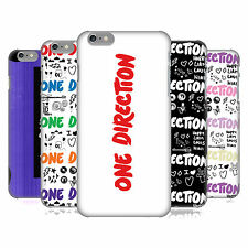 OFFICIAL ONE DIRECTION LONGFORM LOGO BACK CASE FOR APPLE iPHONE 6 PLUS / 6S PLUS
