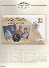 THE ROYAL FAMILY GOLDEN WEDDING ANNIVERSARY COLLECTION