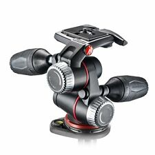 Manfrotto X-PRO 3 Way Head with Retractable Levers and Friction Controls