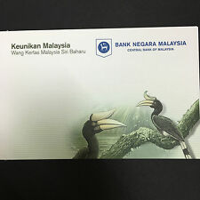 Distinctively Malaysia 4th Series of Malaysian Polymer Banknotes RM1 & RM5
