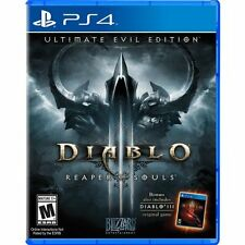 PS4-Diablo III (3): Reaper of Souls - Ultimate Evil Edition /PS4  GAME NEW