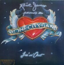 Rick James Presents Stone City Band In N Out Gordy Vinyl LP