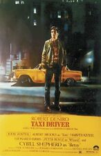 Taxi Driver Poster yellow Taxi - mit Gratisposter!