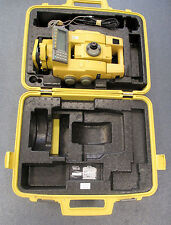 TOPCON GPT-8205A Robotic Reflectorless Total Station + 1 year calibration certif