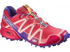 zapatos TRAIL RUNNING Mujer SALOMON SPEEDCROSS 3 W Papaya Melon GB 4 EU 36 2/3