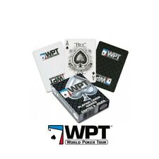 Carte Poker Bee WPT Standard Index - 1003014