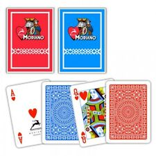 ★Carte POKER CLUB Blu o Rosse Modiano - 300380_300382