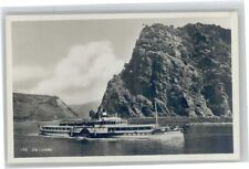 40654648 Loreley Lorelei Loreley Rheindampfer * Sankt Goarshausen