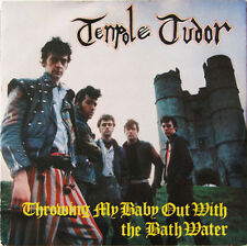 Tenpole Tudor Throwing My Baby Out With The Bathwater / Conga Tribe NEAR MINT