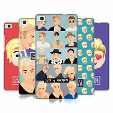 OFFICIAL JUSTIN BIEBER JUSTMOJIS HARD BACK CASE FOR HUAWEI PHONES 1