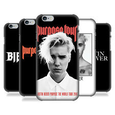 OFFICIAL JUSTIN BIEBER TOUR MERCHANDISE HARD BACK CASE FOR APPLE iPHONE PHONES